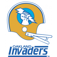 Logo of Oakland Invaders