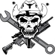 Logo of Skull