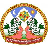 Logo of Tibet-Wappen