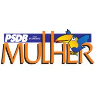 Logo of PSDB Mulher