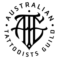 Logo of Australian Tattooists Guild