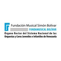 Logo of Fundación musical Simón Bolívar