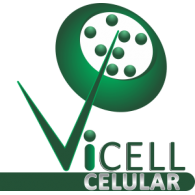 Logo of Vicell Celulares