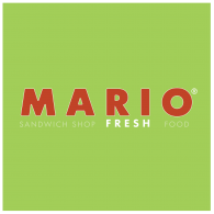 Logo of Mario Fresh