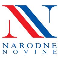 Logo of Narodne Novine