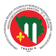 Logo of Organizacija Porodica Sehida i Poginulih Boraca SBK Travnik - Organizacija Porodica šehida i Poginulih Boraca SBK Travnik
