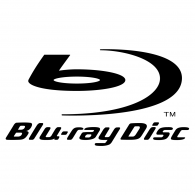 Logo of  Blu Ray Disc