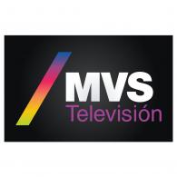 Logo of MVS Televisión