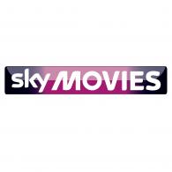 Logo of Sky Movies