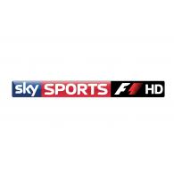 Logo of Sky Sports HD F1
