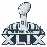 Logo of Super Bowl XLX