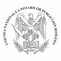 Logo of Uniunea Nationala a Notarilor Publici din Romania