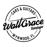 Logo of Walt Grace Vintage