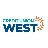 Logo of Credit Union West