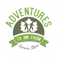 Logo of Adventures To and From Sycamore