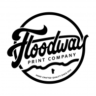 Logo of Floodway Print Company