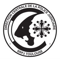 Logo of SRPJ Toulouse Police Judiciaire