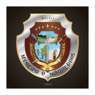 Logo of Escudo Durango Nombre De Dios Mexico