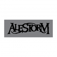 Logo of Alestorm