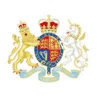 Logo of Royal Coat of Arms of the United Kingdom