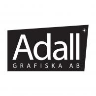 Logo of Adall Grafiska AB