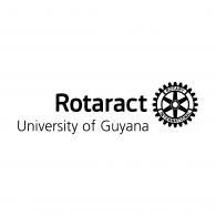 Logo of University of Guyana Rotaract Club