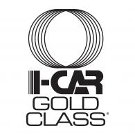 Logo of I-CAR Gold Class