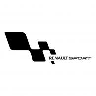 Logo of Renault Sport 2017