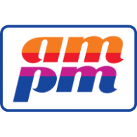 ampm brands of the world download vector logos and logotypes rh brandsoftheworld com ampm logistics hayward ampm logo 1978