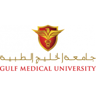 Logo of Gulf Medical University