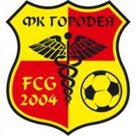 Logo of FC Gorodeya