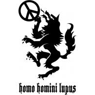 Logo of Homo Homini Lupus