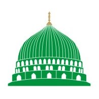 Logo of masjid e nabvi