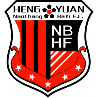 Logo of Nanchang Bayi Hengyuan Football Club