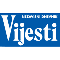 Logo of Nezavisni dnevnik Vijesti