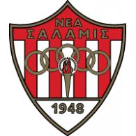 Logo of Nea Salamis
