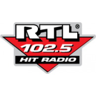 Logo of RTL 102.5 Hit Radio