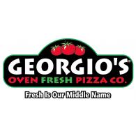 Logo of Georgio's Oven Fresh Pizza