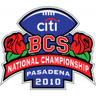 Logo of 2010 Citi BCS National Championship Game