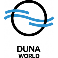 Logo of Duna World TV