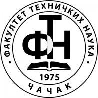 Logo of Fakultet tehnickih nauka Cacak