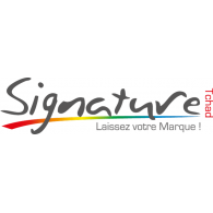 Logo of Signature Communication Tchad