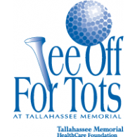 Logo of Tee Off For Tots