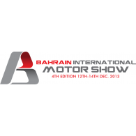 Logo of Bahrain International Motor Show