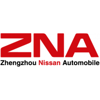 Logo of ZNA Zhengzhou Nissan Automobile