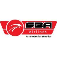 Resultado de imagen para SBA Airlines logo