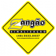 Logo of Zangão Sinalização