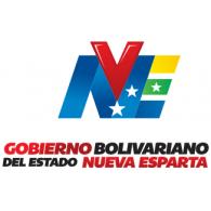 Logo of Gobernacion Bolivariana del estado Nueva Esparta