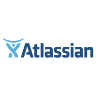 Logo of Atlassian