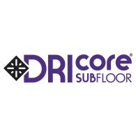 Logo of DriCore Subfloor